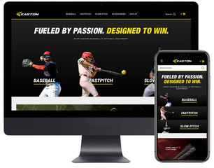 PixelMEDIA Helps Easton Hit a Home Run with Salesforce Commerce Cloud