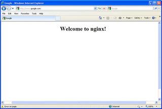 Nginx Virus Hijacks Web Browsers and Displays Misleading Error Messages