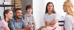 The licensed therapists at True North Counseling work with all sorts of families from small to large, traditional to non-traditional, and do not discriminate against any combination.
