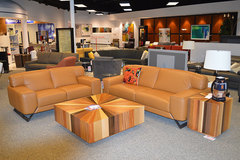 The Contemporary Galleries showroom offers an eclectic selection of high-quality modern furniture and accessories from popular brands.