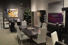 Visit the website or stop into the store itself to browse the showroom and explore all the unique furniture pieces Contemporary Galleries offers.