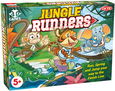 Jungle Runners, new family game from Tactic Games USA
