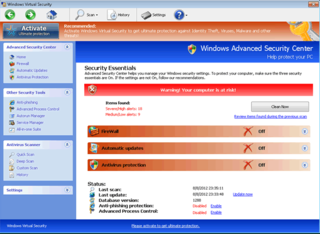 Windows Virtual Security Exemplifies Its Failed Abilities to Detect and Remove Malware