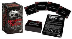 New Horror Trivia Game