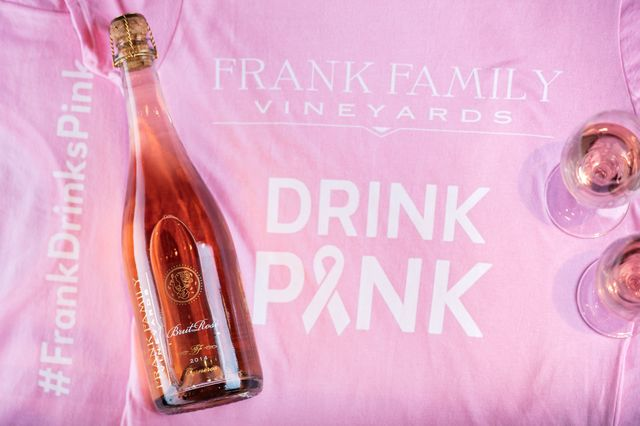 Frank Family Vineyards launches Drink Pink Campaign