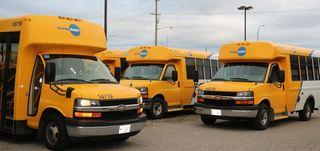 First Transit Begins HandyDART Service for TransLink