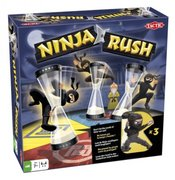 New Ninja Rush Game from Tactic Games USA