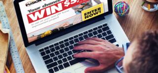 Fusion Stone Invites Public to win Contest