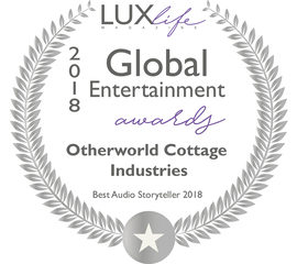 Travis Edward Pike's Otherworld Cottage Industries Wins A Luxlife Magazine 2018 Global Entertainment Award