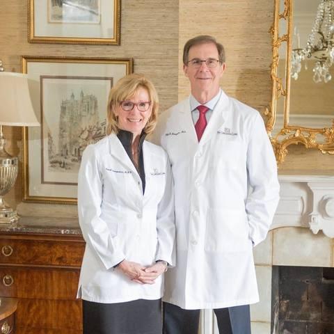 Dr. Phillip Langsdon and Carol Langsdon, RNP