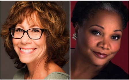 Mindy Sterling and Arnetia Walker