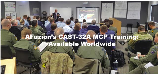 AFuzion's CAST-32A Multi-Core Processing Training for Avionics, DO-178C & DO-254