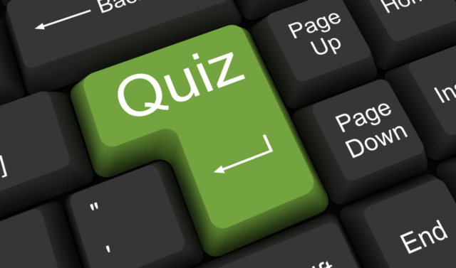 Intrafocus Strategy Readiness Quiz