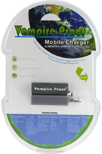 U.S. Patent for Eliminating Vampire Energy Loss Issued to Austin Startup, Vampire Labs