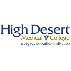 High Desert Medical College's NCLEX Pass Rate is 100%