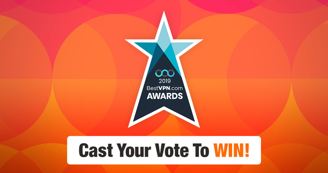 Vote and Win FREE VPN Account