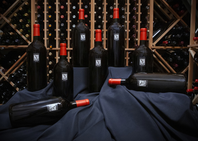 Screaming Eagle vertical of 3L bottles to be auctioned at the 2019 Naples Winter Wine Festival