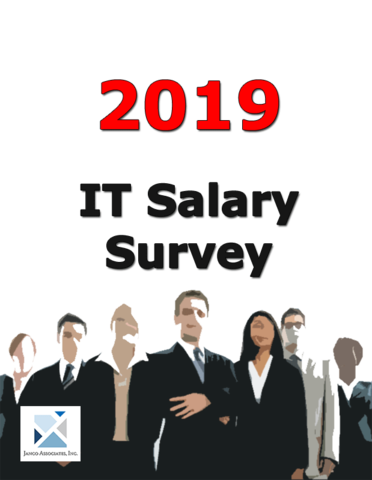 2019 IT Salary Survey provides insight to the IT job market in the US and Canada in addition to that latest salary data