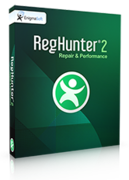 Scan your Windows Registry for potentially invalid and unnecessary data with RegHunter.