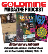 Goldmine Magazine Podcast Cover Image