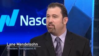 Lane Mendelsohn, President of Vantagepoint ai, interviewed Live on NASDAQ
