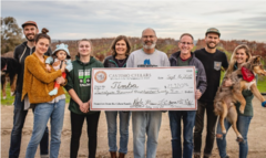 1/5/2019 WRMF Donation Big Check Image