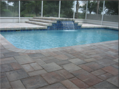 Bay Brick Pavers, Tampa Bay pool decks