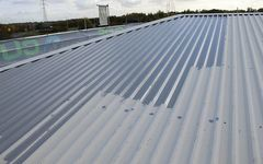 Roof Coatings: Two Coat Application