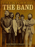 The Story of The Band Book Cover
