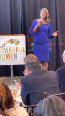 Powerful Women of the Bay 2019 | Italina Kirknis Receives Innovator Award
