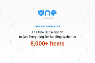 ONE by TemplateMonster Has Been Finally Released