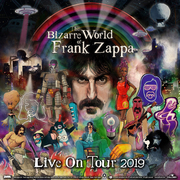 The Bizarre World of Frank Zappa Graphic