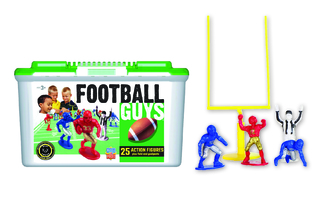 MasterPieces Scores With Classic Sports Action Figure Toys