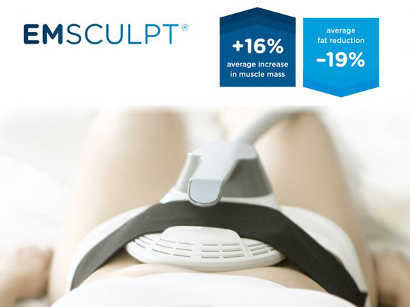 Emsculpt First Ever Fat and Muscle Sculpting Technology Comes to St Charles