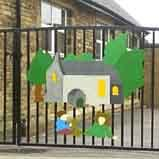 School gates are getting ready to open for the new term