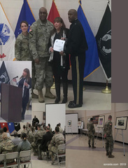 Women's History Month: The National Guard pays tribute to Soraida Martinez and her Verdadism Art