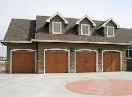 Carriage Style Garage Doors