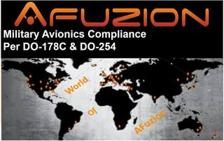 Military Avionics Convergence with Civil? New free AFuzion Whitepaper and Webinar (May 9, 2019)