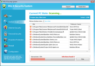 Win 8 Security System Created by Money-Hungry Hackers to Steal Funds from Unsuspecting PC Users