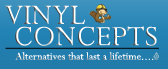 Receive excellent customer service from Vinyl Concepts. 