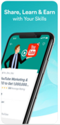 Got Skills?  Get Paid.<br /> Make Money with YouTube by Teaching Skills on New App, Skills Co. &ndash;<br /> Available for iOS on the App Store<br />