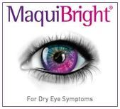 MaquiBright Alleviates Eye Dryness and Eye Fatigue