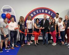 F45's Middletown location officially opened its doors on April 20th following a ribbon cutting with Mayor Greg Fischer.