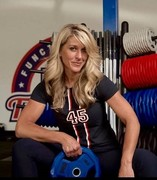 Certified Fitness Trainer and co-owner Melissa Goodlett brings a lifelong love of health and fitness to her work at F45 Middletown.
