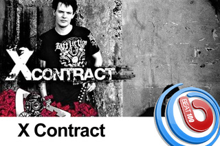 The Denmark based rock band, X Contract wins the BEAT100 Music Charts