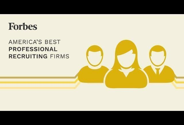 Forbes Names Frontline Source Group One of America's Best Recruiting Firms