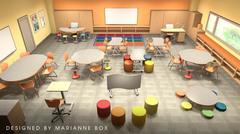 Render By Marianne Box