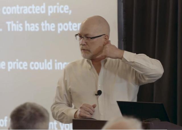 2019 Spring Power Trader Seminar