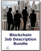 The Blockchain DLT job description bundle contains 14 full job descriptions which drive the Blockchain DLT developement,implementation and  operation of Blockcahain.