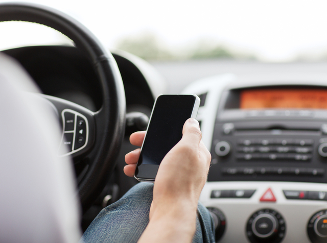 Distracted Driving Still a Major Problem in Canada